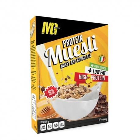 Muesli Cioccolato e Miele 40% Protein 400g
