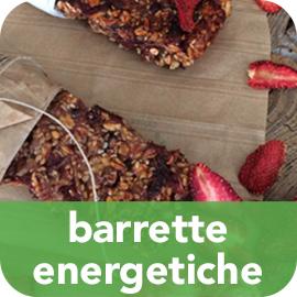 BARRETTE ENERGETICHE